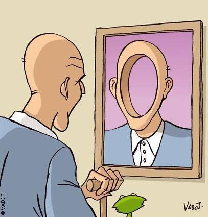 Al al comment r flexions du miroir for Maladie du miroir